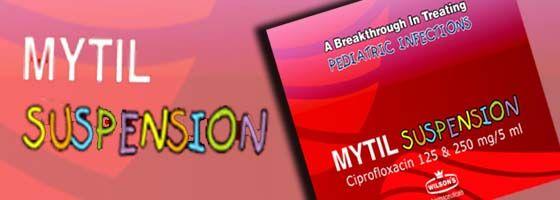 Mytil Suspension :