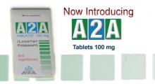A2A 100 mg